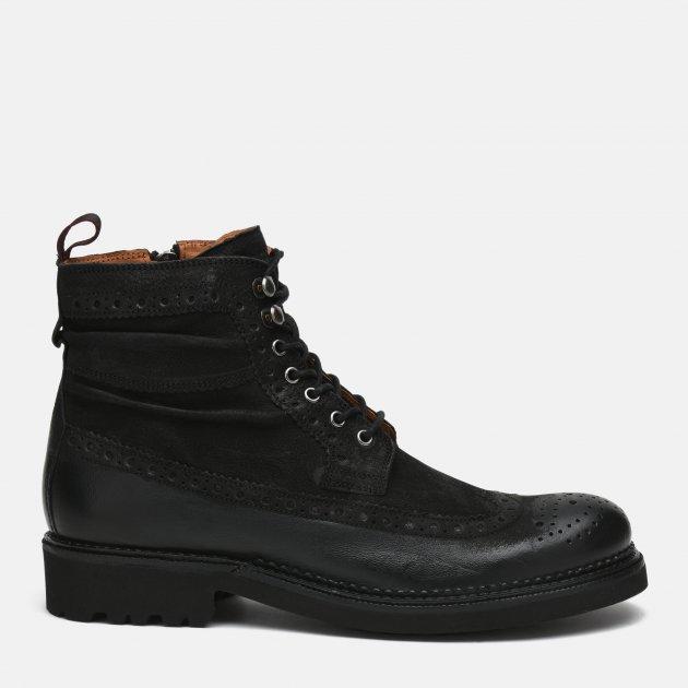 Ботинки Gino Rossi MTWW29-ZZ6-1399-9900-0 MI08-C773-770-01 41 26.4 см Black (5903419728501) - изображение 1