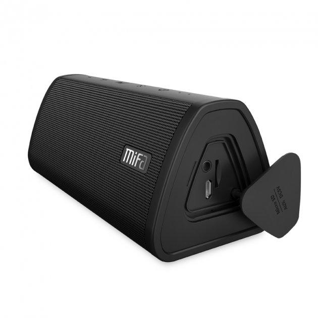 Портативна акустична система Mifa A10 Black - зображення 1