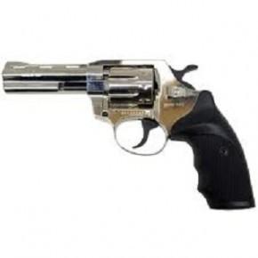 Револьвер під патрон Флобера ALFA model 441 (нікель, пластик) - зображення 1