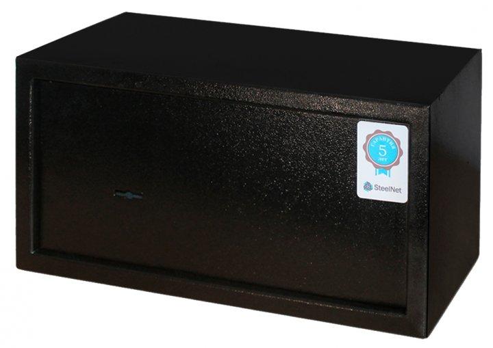 Сейф мебельный SteelNet SN-МС-18К-9005 - изображение 1