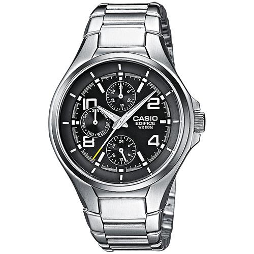 Чоловічий годинник Casio EF-316D-1AVEF - зображення 1