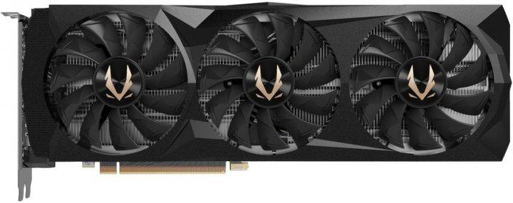 Zotac PCI-Ex GeForce RTX 2080 Ti AMP Gaming 11GB GDDR6 (352bit) (1665/14400) (USB Type-C, HDMI, 3 x DisplayPort) (ZT-T20810D-10P) - изображение 1