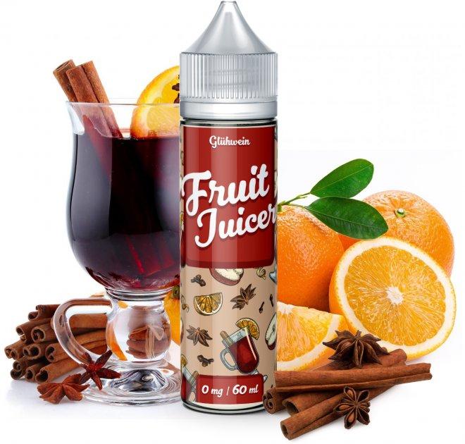 Рідина для електронних сигарет Fruit Juicer Glint Wine 0 мг 60 мл (Глінтвейн) (FJ-GW-00) - зображення 1