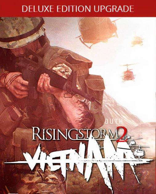 Игра Rising Storm 2: VIETNAM – Deluxe Edition Upgrade для ПК (Ключ активации Steam) - изображение 1