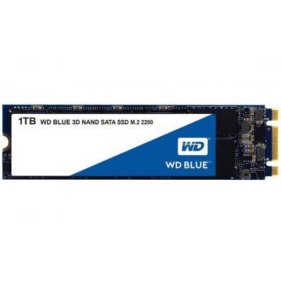 Накопичувач SSD M. 2 2280 Western Digital 1TB (WDS100T2B0B) - зображення 1