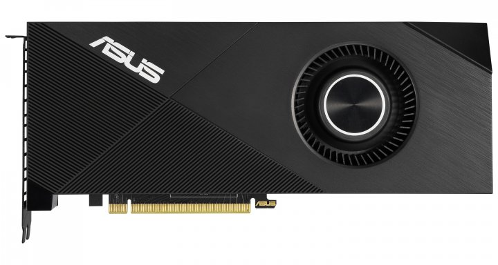 Asus PCI-Ex GeForce RTX 2060 Turbo 6GB GDDR6 (192bit) (1365/14000) (2 x HDMI, 2 x DisplayPort) (TURBO-RTX2060-6G) - зображення 1