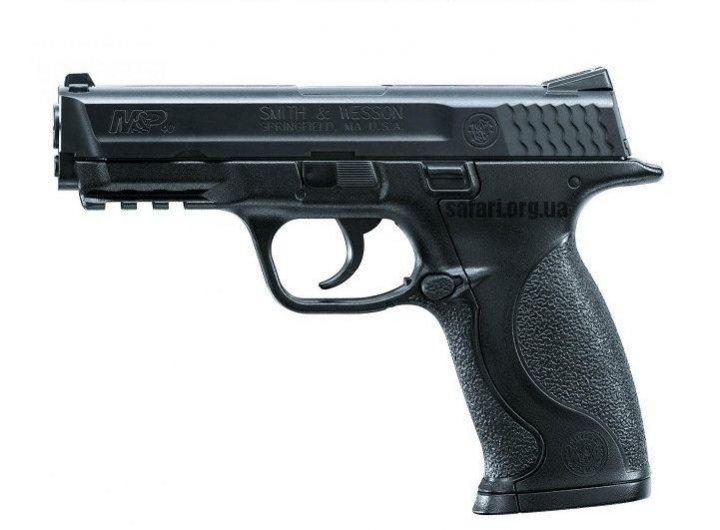 Пистолет пневматический Umarex S&W MP 40 - зображення 1