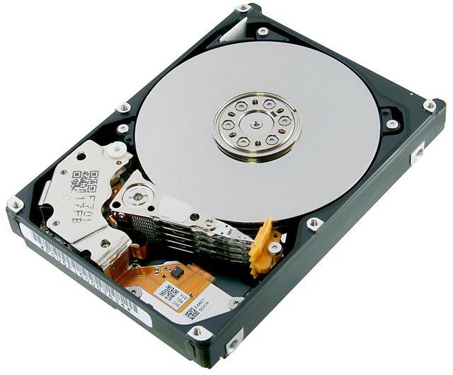 Жорсткий диск Toshiba Enterprise Performance 2.4TB 10500RPM 128MB 2.5 SAS (AL15SEB24EQ) - зображення 1