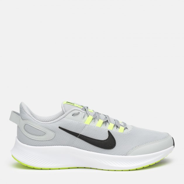 Кроссовки Nike Runallday 2 CD0223-007 44.5 (12) 30 см Серые (193657798878) - изображение 1
