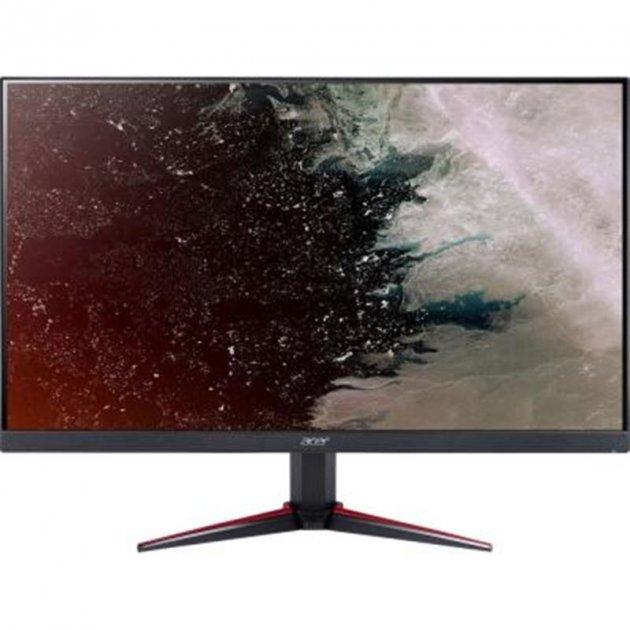 """Монітор Acer 23.8"""" VG240YUbmiipx (UM.QV0EE.007) IPS Black; 2560х1440, 1 мс, 300 кд/м2, DisplayPort, 2хHDMI, динаміки 2х2 Вт - зображення 1"""