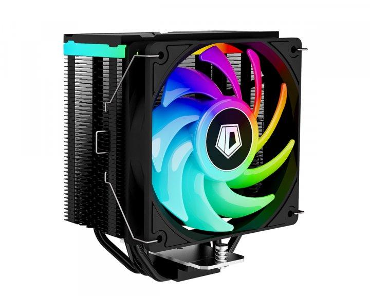 Кулер процесорний ID-Cooling SE-234-ARGB, Intel: 1200/2066/2011/1150/1151/1155/1156, AMD: AM4, 154x126x88 мм, 3-pin, 4-pin PWM - зображення 1