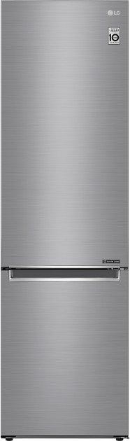 Двокамерний холодильник LG GW-B509SMJZ - зображення 1