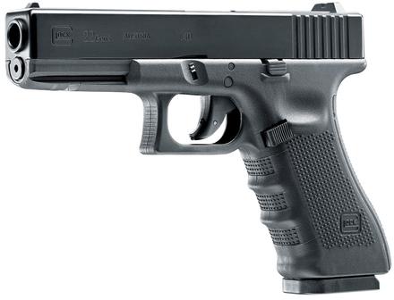 Пневматический пистолет Umarex Glock 22 Gen4 (5.8360) - изображение 1