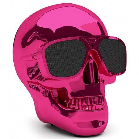 Акустика Jarre AeroSkull Nano Chrome (ML 80113) Pink - зображення 1