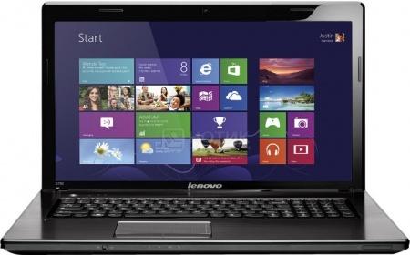 Ноутбук Lenovo IdeaPad G780-Intel Core-I7-3632QM-2.20GHz-4GB-DDR3-320Gb-HDD-W17.3-Web-DVD-R-NVIDIA GeForce GT635M(2Gb)-(B-)- Б/В - зображення 1