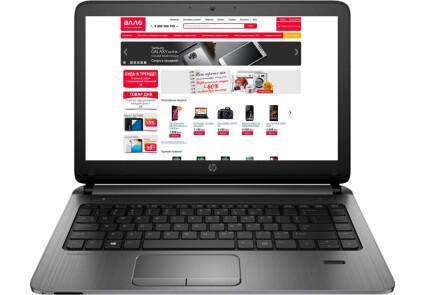 Ноутбук HP ProBook 430 G2- Intel-Core-i3-5010U-2,10GHz-4Gb-DDR3-500Gb-HDD-W13.3-Web-(B-)- Б/В - зображення 1
