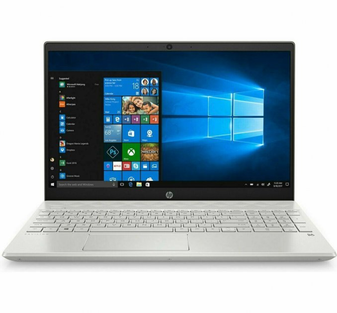 Ноутбук HP Pavilion 15-AMD A10-5745M-2.1GHz-4Gb-DDR3-320Gb-HDD-W15.6-Web-DVD-R-AMD Radeon HD 8600M-(B)- Б/В - зображення 1