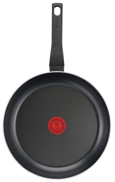 Сковорода Tefal Simply Clean 28 см (B5670653) - изображение 1
