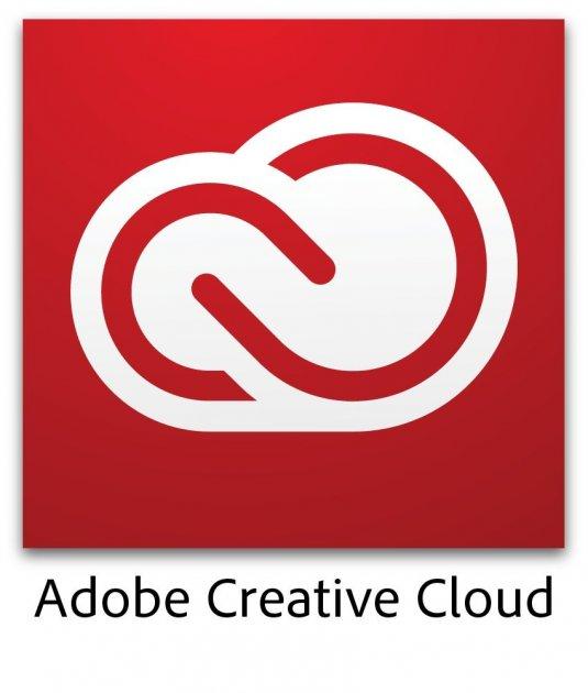 Adobe Creative Cloud for teams. Ліцензії для комерційних організацій і приватних користувачів, річна передплата на одного користувача в межах замовлення від 50 до 99 (65297752BA03A12) - зображення 1