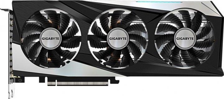 Gigabyte PCI-Ex GeForce RTX 3060 Gaming OC 12 GB GDDR6 (192 bit) (15000) (2 х HDMI, 2 x DisplayPort) (GV-N3060GAMING OC-12GD) - зображення 1
