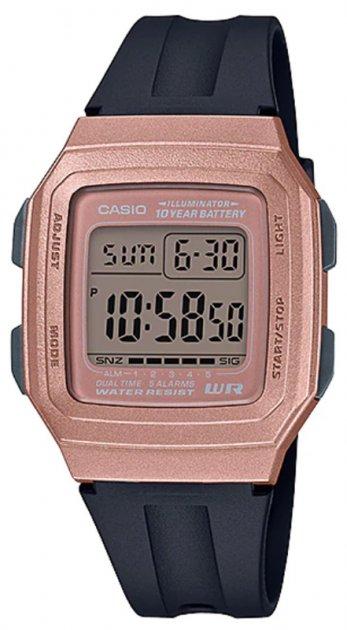 Чоловічі годинники Casio F-201WAM-5AVEF - зображення 1
