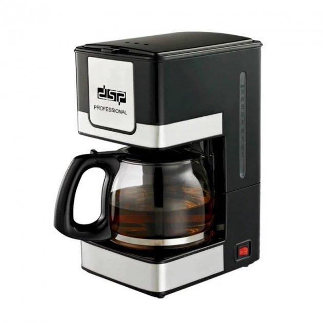 Капельная кофеварка для дома DSP Kafe Filter KA 3024 - изображение 1