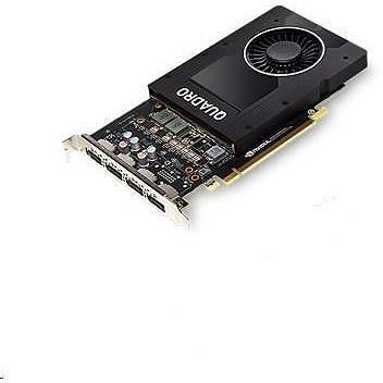 Видеокарта HP NVIDIA Quadro P2200 5GB Graphics (JN636YT67AA) - зображення 1