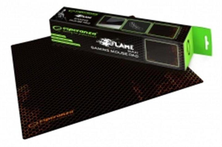 Коврик для мыши Esperanza Flame Maxi EGP103R - изображение 1
