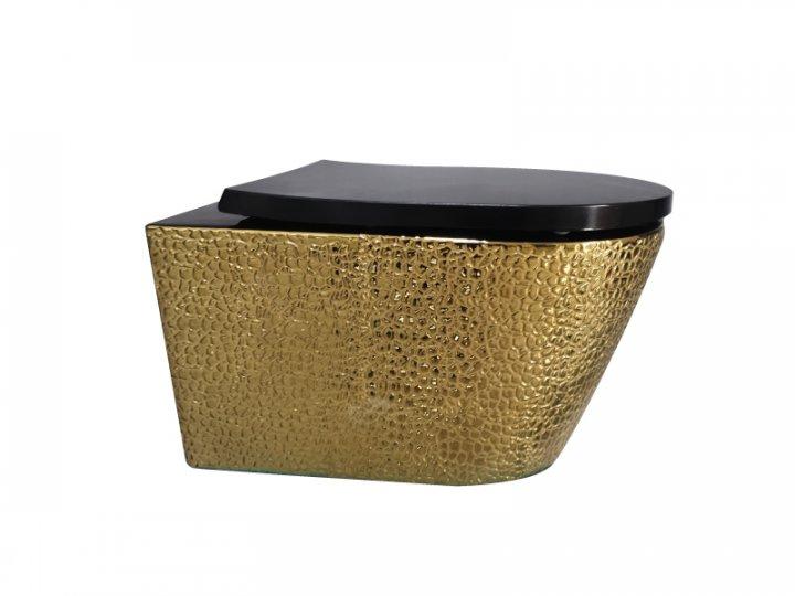 Чаша подвесного унитаза Rimless с сиденьем ASIGNATURA Exclusive 57802803 - изображение 1