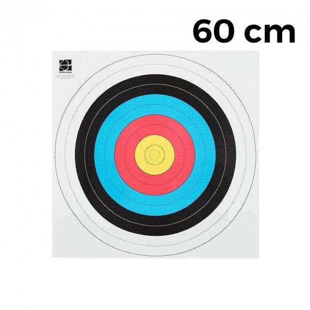"""Мішень JVD """"Fita"""" 60 (10 штук) - зображення 1"""