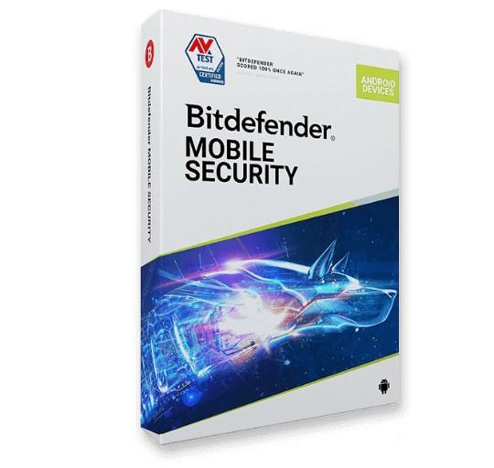 Лицензионный Антивирус BitDefender Mobile Security 2020 на операционную систему Android - изображение 1