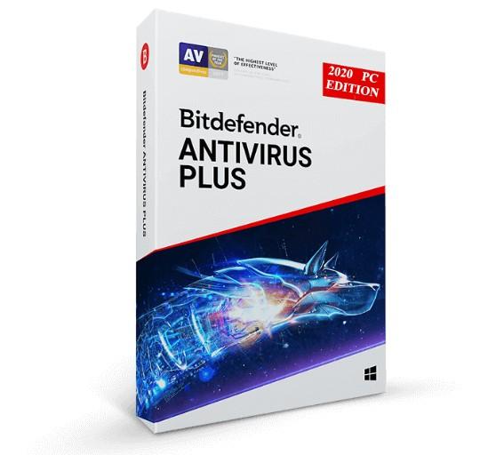 Ліцензійний антивірус BitDefender Antivirus Plus 2020 операційну систему Windows 7/8/10 (Ліцензія на 3 роки на 10 ПК) - зображення 1
