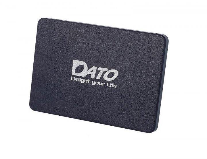 "Накопичувач SSD 120GB Dato DS700 2.5"" SATAIII TLC (DS700SSD-120GB) - зображення 1"