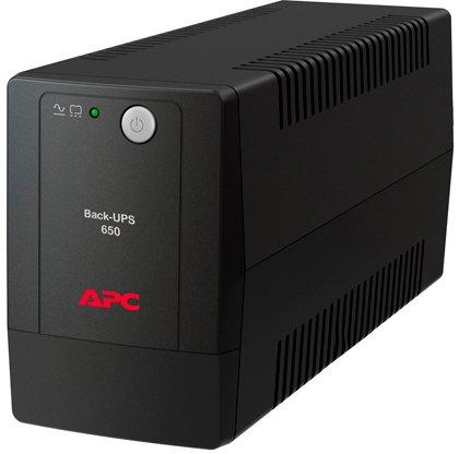 Джерело безперервної дії APC Back-UPS 650VA (BX650LI-GR) - зображення 1