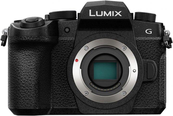 Фотоапарат Panasonic Lumix DC-G90EE-K Body Black Офіційна гарантія! - зображення 1