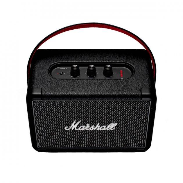 Портативна акустика MARSHALL Portable Speaker Kilburn II Black - зображення 1