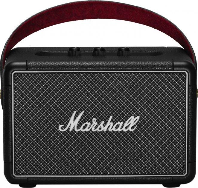 Marshall Portable Speaker Kilburn II Black - зображення 1
