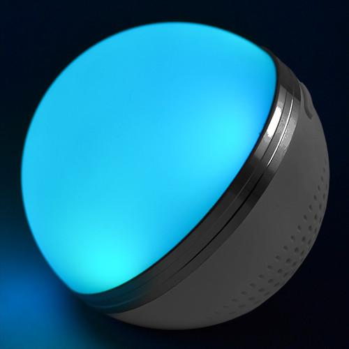 Портативна колонка М8 Bluetooth матовий, світильник RGB, радіо - зображення 1