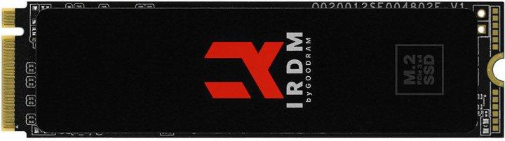 Goodram IRDM 512GB M.2 2280 PCIe 3.0 x4 NVMe 3D NAND TLC (IR-SSDPR-P34B-512-80) - изображение 1