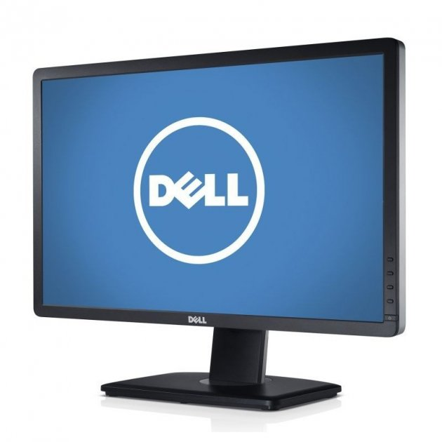 Монітор Dell Ultrasharp U2412Mb   24 Дюйма   1920x1200 Full HD  IPS   VGA, DVI, DisplayPort   Б/У - зображення 1