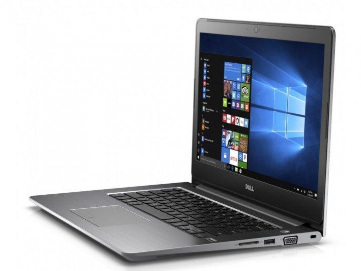 "Ноутбук Dell Vostro 5468   14"" (1366x768)   Intel Core i5-7200U   16Gb DDR4   SSD 240 Gb   Intel HD Graphics 620   Windows 10   Б/У - изображение 1"