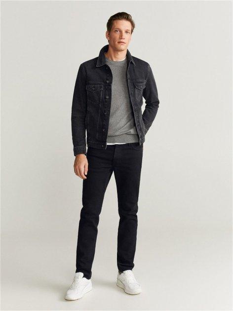 Куртка чоловіча джинсова DALLAS JEANS Розмір: XL-стрейчева - зображення 1