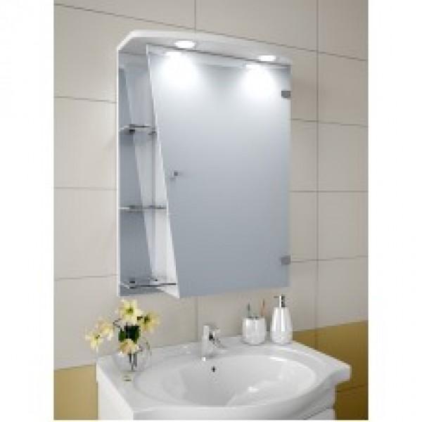 Шафка для ванної Модель А 55-SK 750х550х125мм - зображення 1