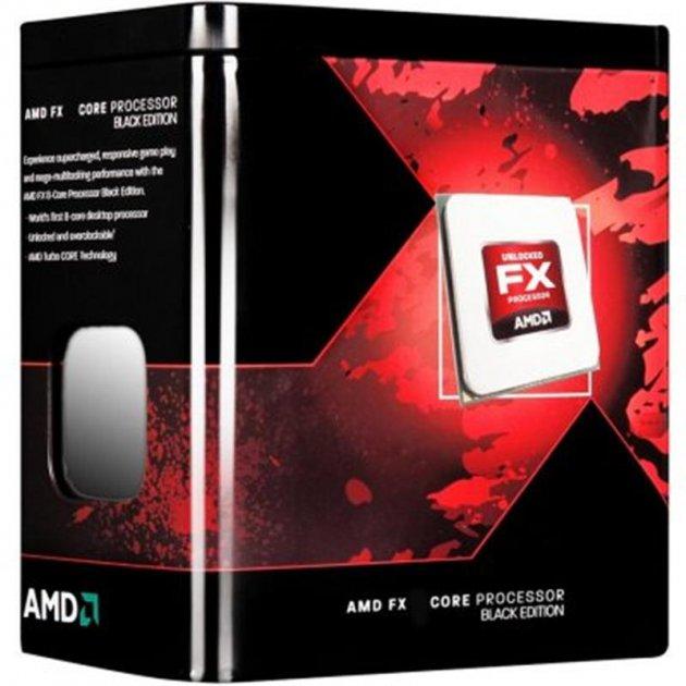 Процесор AMD X8 FX-8300 (3.3 GHz 8MB 95W AM3) Box (FD8300WMHKSBX) - зображення 1