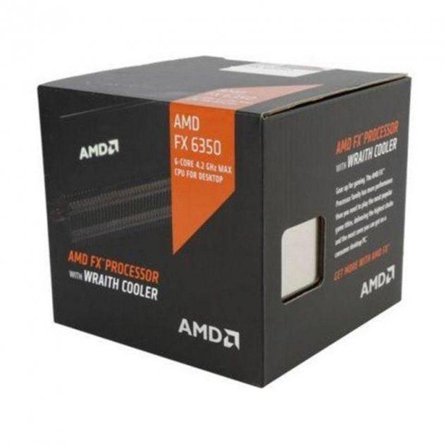 Процесор AMD X6 FX-6350 (Socket AM3+) BOX (FD6350FRHKHBX) - зображення 1