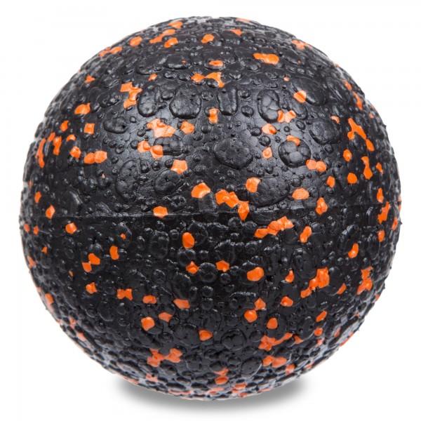 Масажер Для спини Zelart Ball Rad Roller FI-1728 Чорний (EL002246) - зображення 1