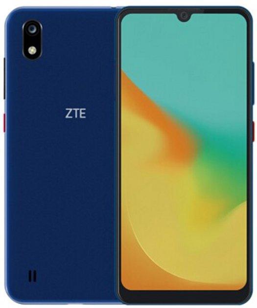 Мобильный телефон ZTE Blade A7 2/32GB Blue - изображение 1