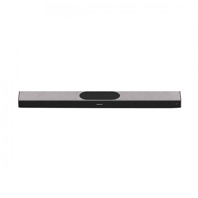 SHARP 2.1 All-in-one Soundbar with Wi-Fi Gray (HT-SBW420(GR)) - зображення 1