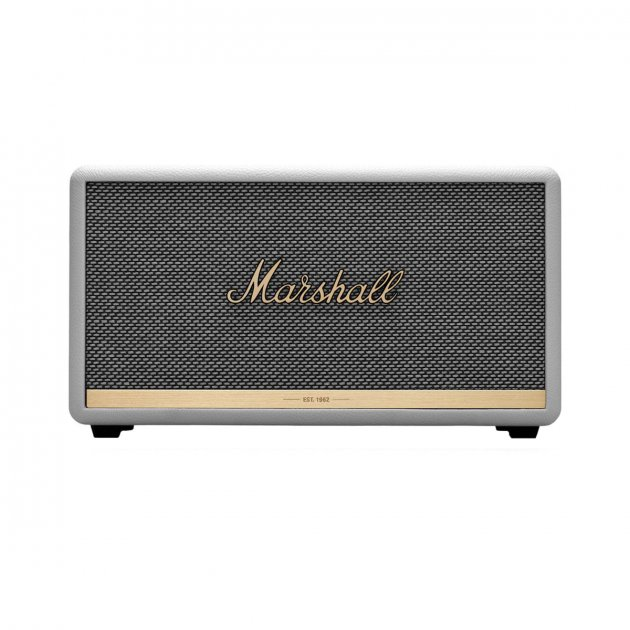 Акустика MARSHALL Louder Speaker Stanmore II Bluetooth White (1001903) - изображение 1