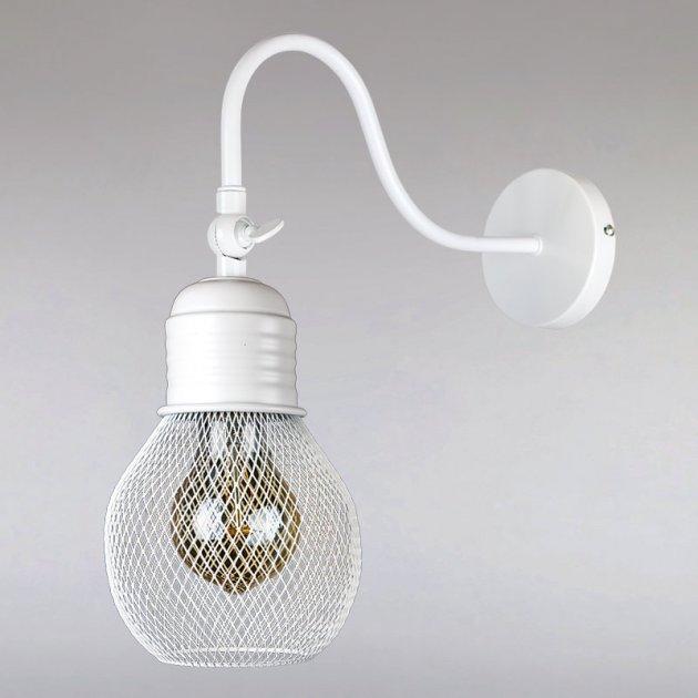 Бра Light House LS-13449F3-1 WH біле - зображення 1